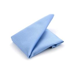 Pochet Lichtblauw