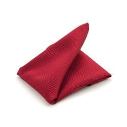 Pochet donker rood