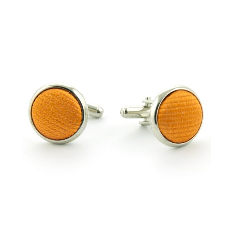 Manchetknopen Oranje
