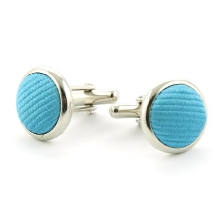 Manchetknopen Turquoise