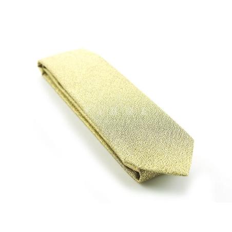 gouden stropdas smal