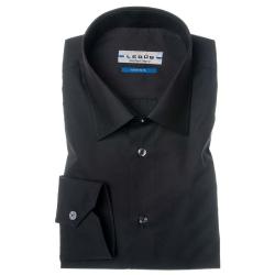 Ledûb tailored fit zwart