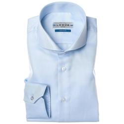 Ledub tailored fit lichtblauw