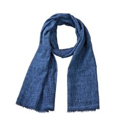 Sjaal jeansblauw