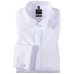 OLYMP Level 5 smoking shirt wit