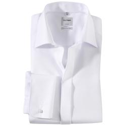 OLYMP smokingoverhemd wit luxor comfort fit