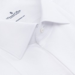 Emanuel Berg tuxedo modern fit wit