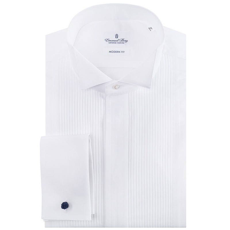 Emanuel Berg tuxedo tailored fit wit