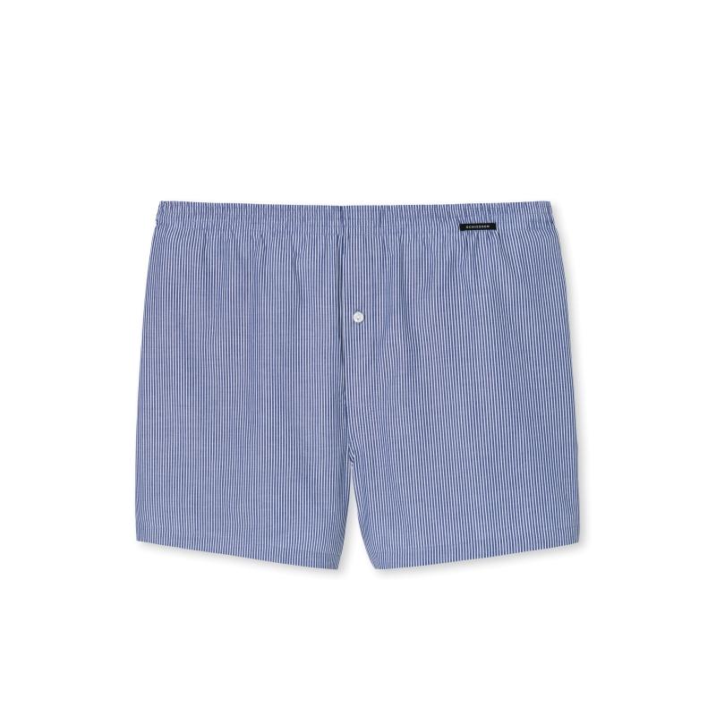 Schiesser boxershort blauw