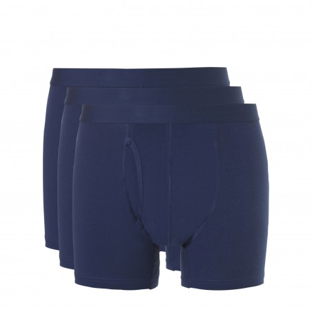 Ten Cate basic boxer blauw