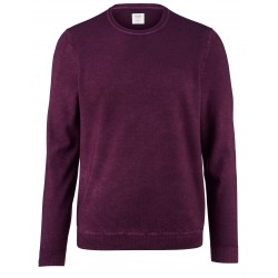 OLYMP pullover Level 5 chianti
