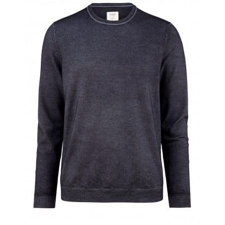 OLYMP pullover Level 5 anthraciet