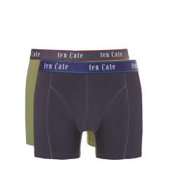 Ten Cate 2-pack groen grijs